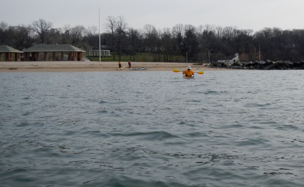 NW winds 5 to 10 kts delivered us to Morgan Memorial Park