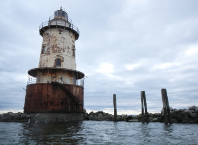 ...aka, the Stamford Harbor Light