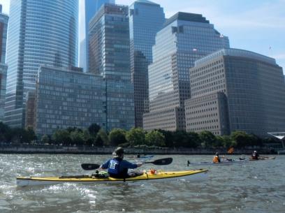 David approaching New York Harbor