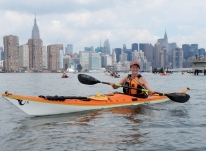 East River, NYC. July 28, 2013