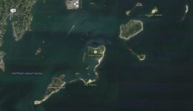Destination: Shea Island