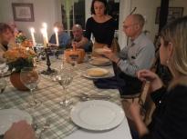 Rockwellian Thanksgiving at Avonlea