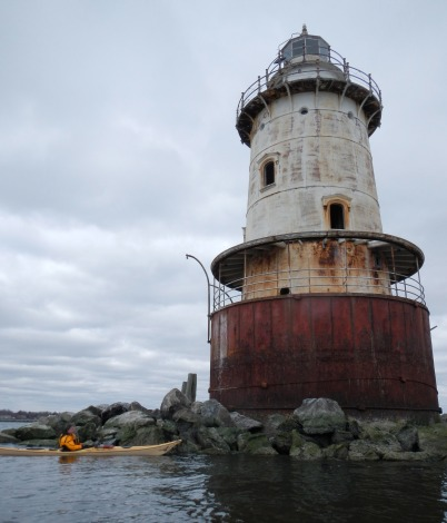 Stamford Lighthouse. Stamford, Connecticut