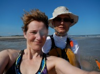 Geeky selfie with Storm Whistle. Edisto, South Carolina